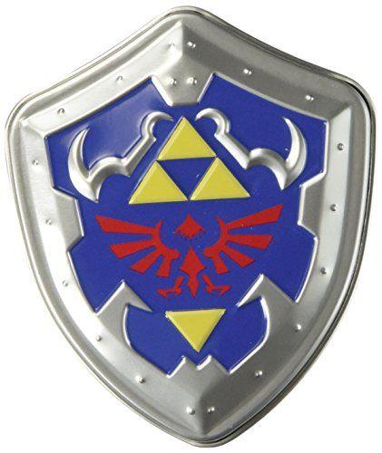 Zelda 599386031 - Lata Caramelos Escudo (18)