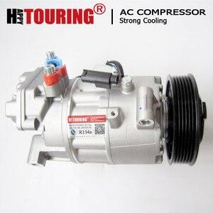 Image 3 - Voor Bmw E90 Compressor Bmw 3 E90 E91 64529182793 64526915380 64509156821 64509145351 CSE613C Airco Pomp Compressor