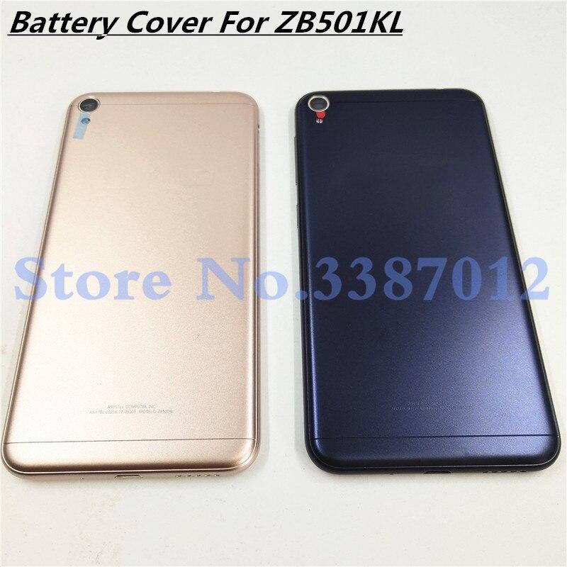 Original Rear Back Housing Case For ASUS Zenfone Live ZB501KL Back Cover Battery Door For ASUS ZB501KL Replacement Parts