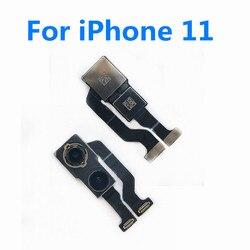Oryginalna tylna kamera Flex Cable dla iPhone 11 11 Pro tylna kamera dla iPhone X XS XR XS MAX duża główna tylna kamera Flex Cable