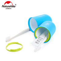 Naturehike Storage box travel wash cup travel multifunction kit tooth cups NH17X021 C-에서스포츠 보틀부터 스포츠 & 엔터테인먼트 의