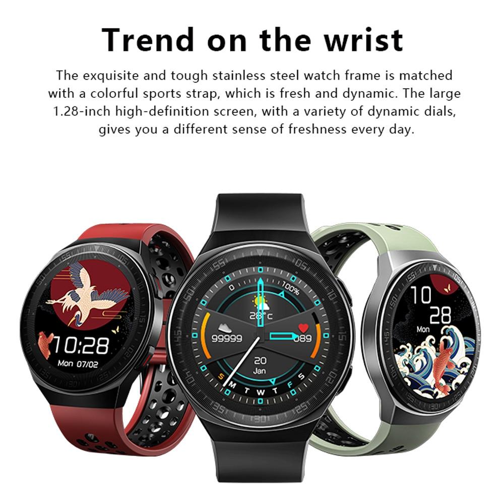 Умные часы MT-3 8G с памятью музыки, мужские водонепроницаемые умные часы с Bluetooth и сенсорным экраном, функция записи, спортивный браслет 6