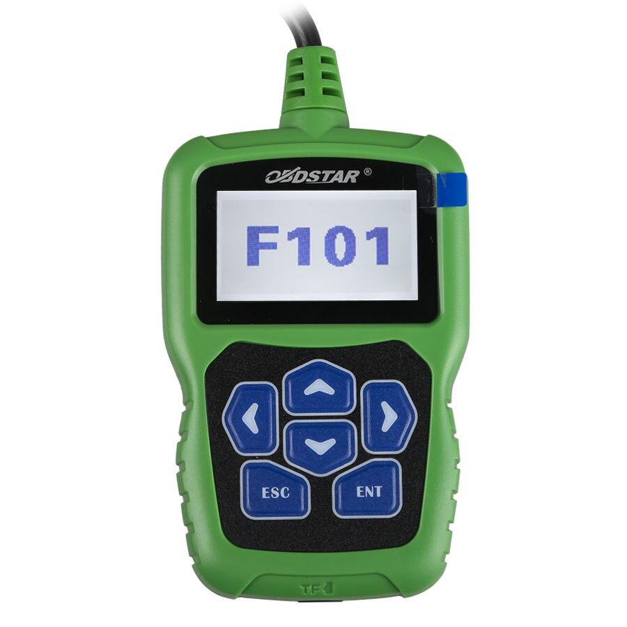 OBDSTAR F101 Für TOYOTA IMMO Reset Tool Unterstützung G Chip Alle Schlüssel Verloren