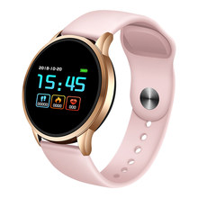 2019 New fashion Woman Sport Smart Watch for Android IOS IPhones Waterproof Touch Screen Sports Health Smart Women's Wristwatch(China)