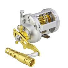 New Trolling Fishing Reel Right Hand Spinning 15 Ball Bearings Saltwater Reels Casting