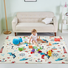 Folding Baby Activity Mat XPE Waterproof toys Play children Rug Foam Soft Playmat for Kid Game Blanket Sleeping Pad