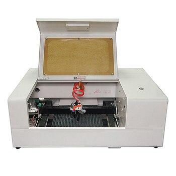 30W CO2 Laser Engraving Machine Laser Engraving 200*150mm Laser Cutter DIY Laser Marking Machine 220V 110V 1