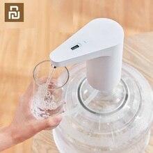 Youpin XiaoLang TDS otomatik Mini dokunmatik anahtarı su pompası kablosuz şarj edilebilir elektrikli dağıtıcı su pompası mutfak için