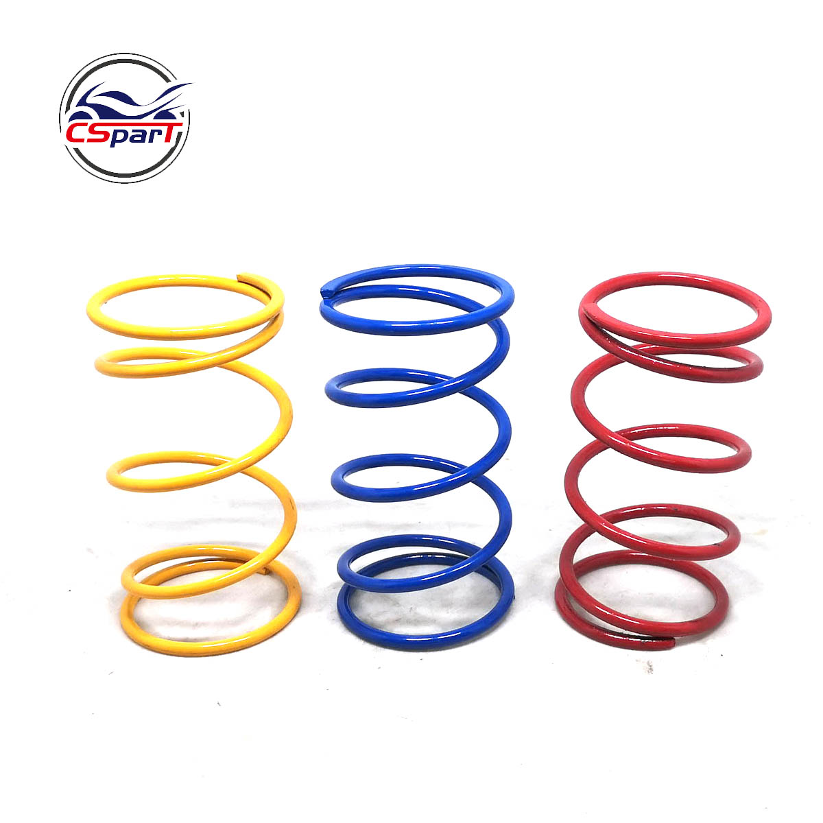 Racing Performance DIO GY6 50CC  1000N 1500N 2000N Racing Clutch Torque Springs for 139QMB 139QMA Scooter Moped