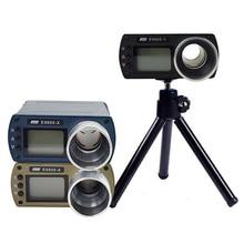Точность, измеритель скорости, измерительный прибор, съемка с ЖК-экраном, портативный хроноскоп, E9800-X, измеритель скорости