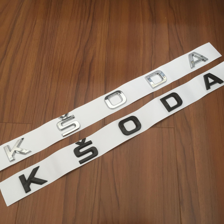 3D ABS Высокое качество ABS Автомобильные буквы эмблема передней капота автомобиля значок наклейка на багажник автомобиля Стайлинг автомобиля...