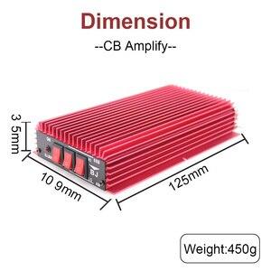Image 4 - BaoJie BJ 200 50W CB Radio Power Amplifier HF Amplifier 3 30 MHz AM/FM/SSB/CW Walkie Talkie CB Amplifier