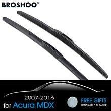 Щетки стеклоочистителя для acura mdx 2007 2008 2009 2010 2011