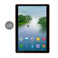 10.1 Inch IPS Screen Android 8.0 Ten-core Tablet PC 1GB+8GB Dual SIM Card Slots 3G Phone Call With GPS FM