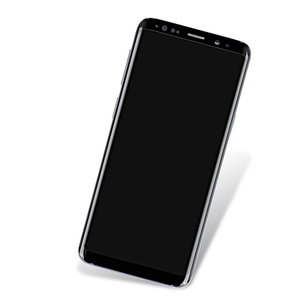 Image 3 - AMOLED for SAMSUNG Galaxy S9 Plus LCD Touch Screen Digitizer Assembly with Frame S9+ S9 LCD G960 G965 Replacement