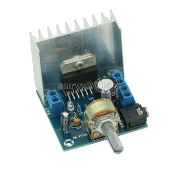 Amplifier Board 2x15W Dual Channel 4
