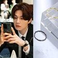 2020 mode neue Koreanische TV dünne kette ring Knuckle Ring 구미호뎐 Geschichte von der Neun Tailed Lee Dong Wook