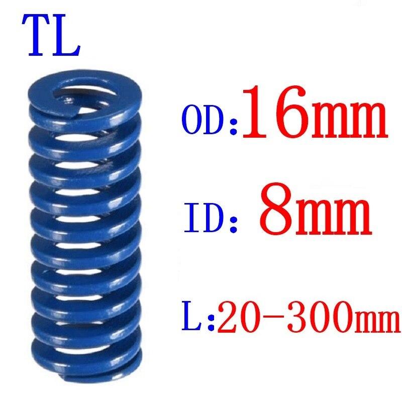 _ 2 шт. спиральная штамповочная пружина с голусветильник том для тиснения, внешний диаметр 12 мм, внутренний диаметр 6 мм, длина 20-60 мм