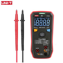 Digital Multimeter tester AC/DC True-RMS 4mF(4000uF) Large Capacitance Meter Auto-ranging with Resistance Capacitance Diode NCV