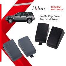 Front Left Black Grey Door Handle Cap Cover CXJ500030 CXJ500060 For Land Rover Freelander 2 Discovery 4 Discovery 3 LR2 LR3