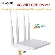Беспроводной роутер lte vpn 4g cpe 300 Мбит/с 3g/4g точка доступа