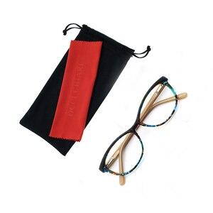 Image 5 - OCCI CHIARI Brand Designer eyeglasses Radiation protection Prescription Nerd Lens Medical Women Optical Glasses Frame PANA
