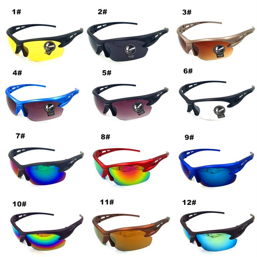 COOL Glasses for Bicycles UV400 Men Women Cycling Glasses MTB Bike Cycling Eyewear Driving Motorcycle Sunglasses Oculos Ciclismo