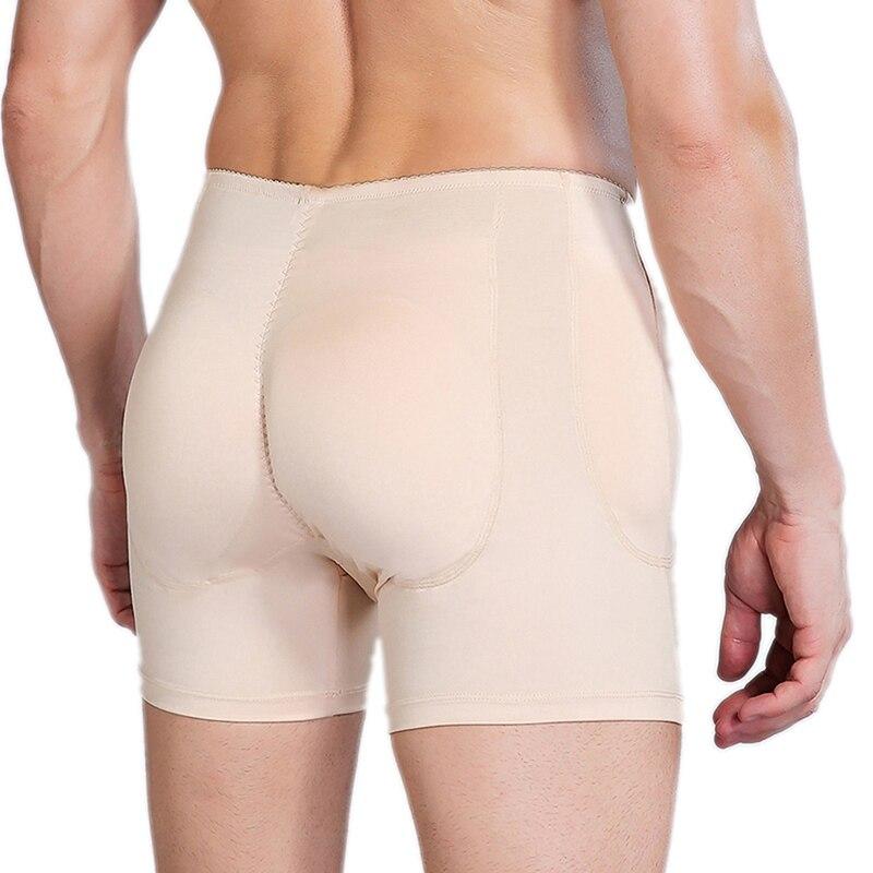 Fake Vagina Underwear Men Vagina Crossdresser Sponge Pads Panties Transgender Shemale Panties Breast Forms Mens Shaper Bodysuit