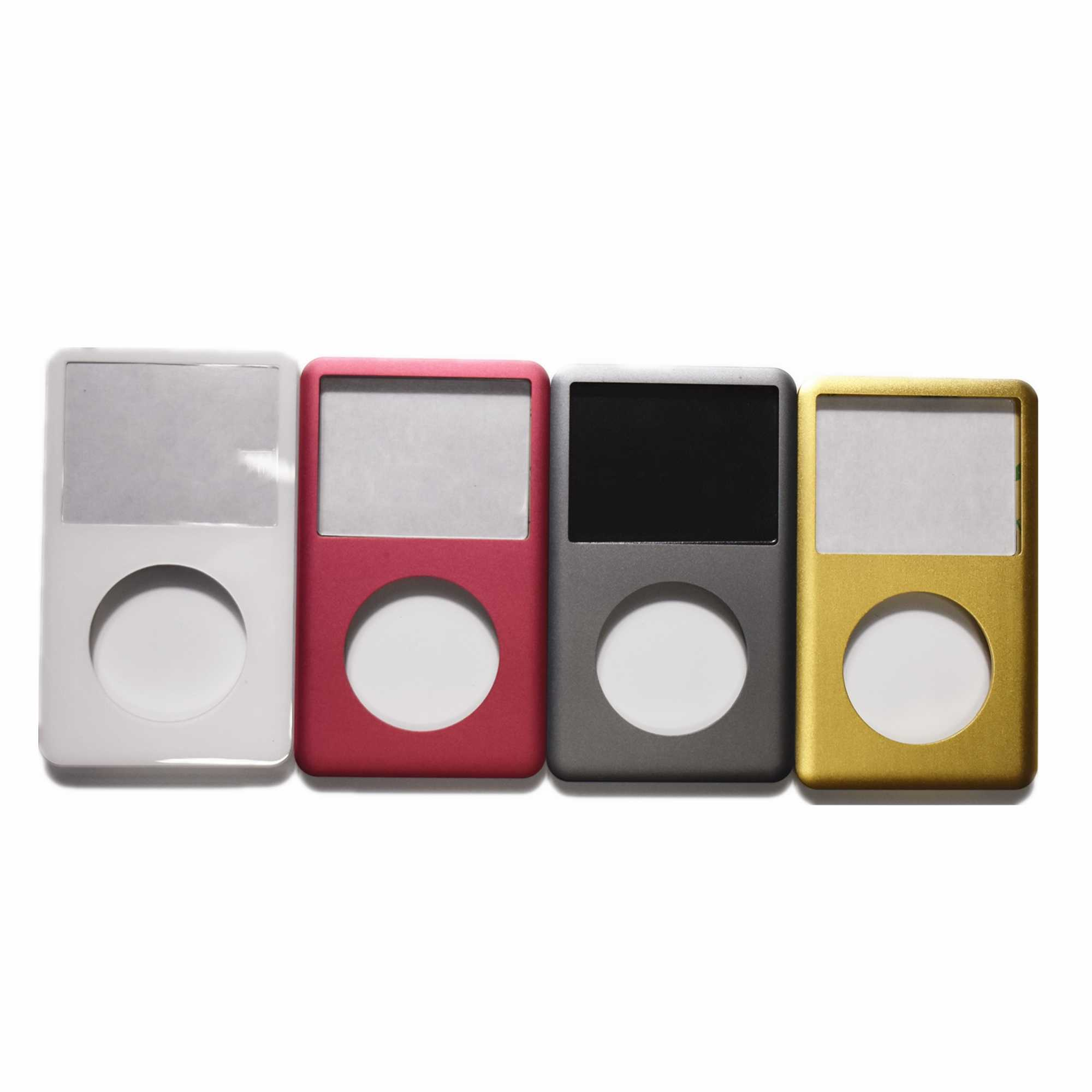 For Ipod Video Ipod Classic Front Housing Case Transparent Cover Clear Plastic Shell For Ipod 5th Gen Video For Ipad Classic Aliexpress