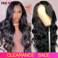 360 Lace Frontal Wig Body Wave Lace Front Human Hair Wigs 4x4 Lace Closure T Part HD Transparent Lace Wigs Brazilian Remy Hair