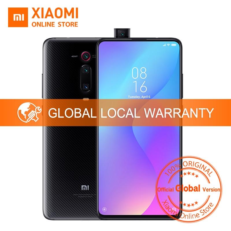 Xiaomi Mi 9t Global Version Snapdragon 730 Redmi K20 6GB 64GB Smartphone 48MP AI Rear Triple Camera Pop-up Front Camera 4000 MAh