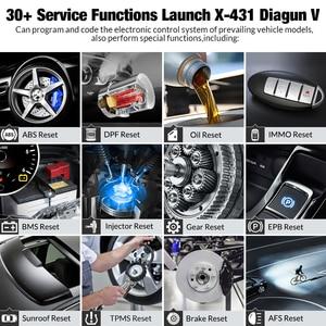 Image 4 - Launch X431 Diagun V 2 년 무료 온라인 업데이트 X 431 Diagun iv Diagun iii 자동 obd2 진단 도구보다 낫습니다.