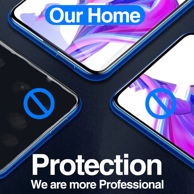 4Pcs Tempered Protective Glass For Huawei P20 P30 P40 Lite P Smart 2019 Screen Protector For Huawei Mate 30 20 Lite P20 Pro Film 2