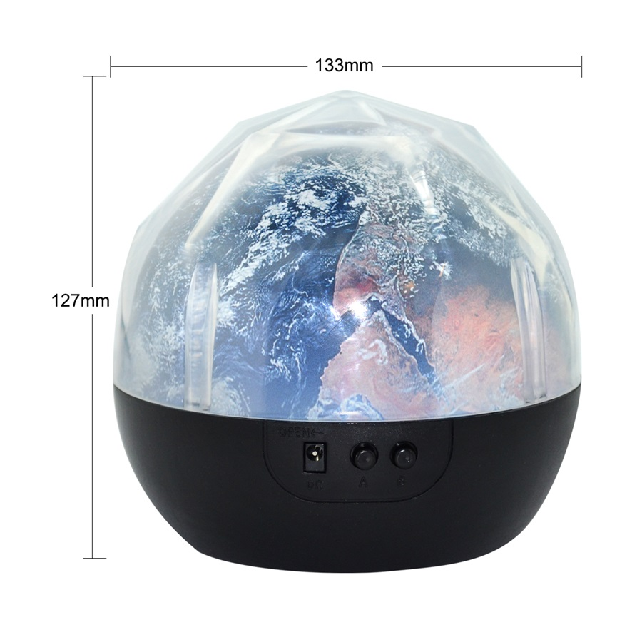 Starry Sky Planetarium Light Made Of ABS+PC Material for Decorating Light 11
