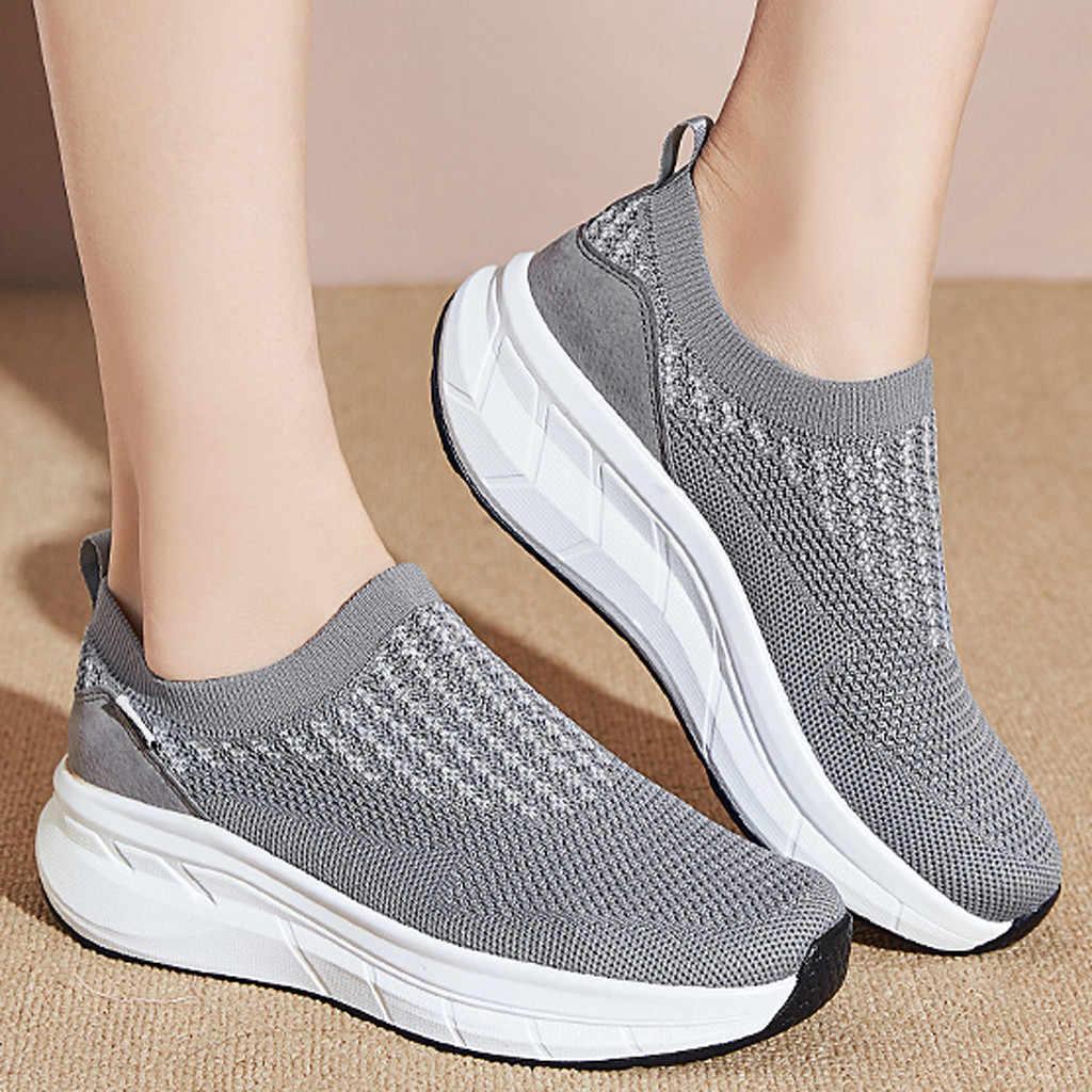 US $36.67 |Tenis Feminino 2019 buty do tenisa kobiet wiosna oddychająca siłownia buty sportowe damskie buty do biegania Fitness trenerzy Zapatos Mujer