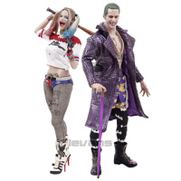 Crazy Toys Suicide Squad Joker / Harley Quinn 1/6 th Scale Collectible Figure Model Toy