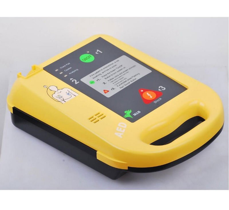 New Condition Defibrillator Analyzer And Portable Defibrillator