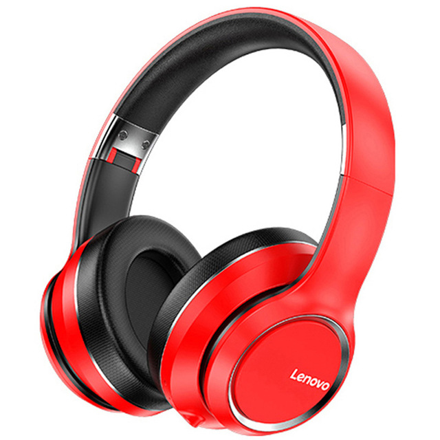 Lenovo HD200 Bluetooth Draadloze Stereo Hoofdtelefoon BT5.0 Lange Standby Leven Met Noise Cancelling Voor Xiaomi Iphone Lenovo Headset 8