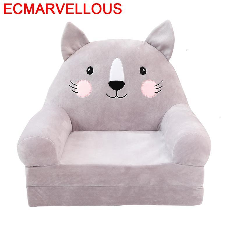 Quarto Menino Child Chair Lazy Bag Bed Princesa Silla Couch Kids Dormitorio Infantil Chambre Enfant Children Children's Sofa