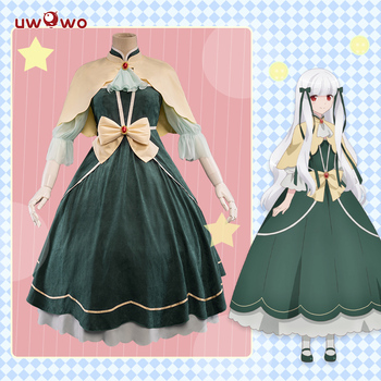 【Pre-sale】Uwowo My Next Life as a Villainess: All Routes Lead to Doom! Sophia Cosplay Costume Elegant Dress