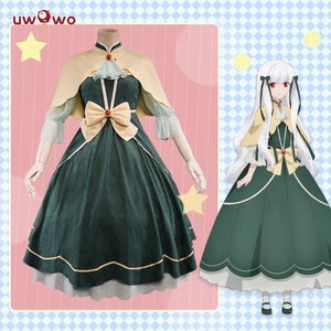 Pre-sale】Uwowo, что я в следующей жизни, как нечестивая: все пути могут привести к Doom! Платье для косплея Софии, элегантное платье