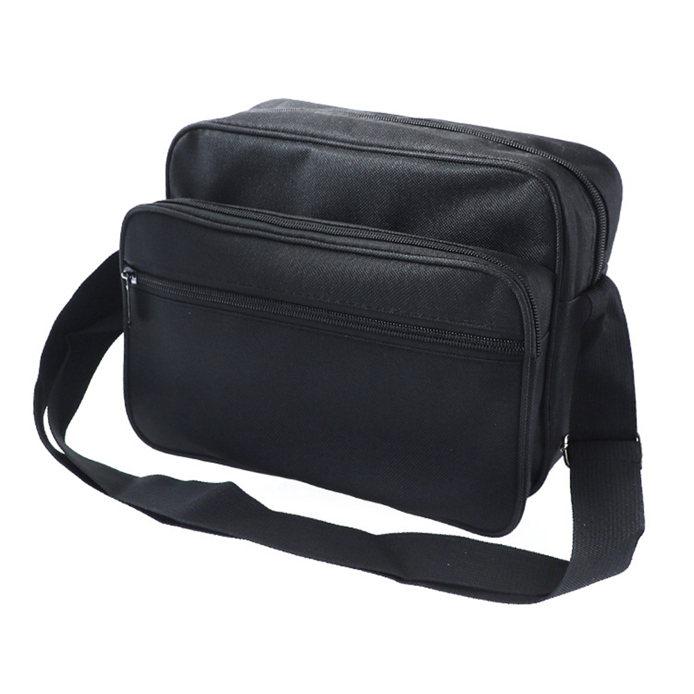 Oxford Canvas Chisel Electrician Toolkit Multi-functional Single Shoulder Bag Hardware Parts Electrician Toolkit Tool Bag