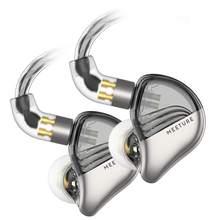 Simgot MT3 Pro Hi-Res In-Ear Monitor Hoofdtelefoon, Iem Oortelefoon Afneembare Kabel, geluidsisolerende Muzikant Headset Met Dynamische