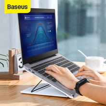 Baseus Laptop Stand for Macbook Air Pro Folding Portable Notebook Stand for iPad