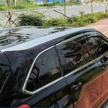 Подходит для Toyota Highlander Kluger багажная крыша рейка поперечная перекладина 2 шт