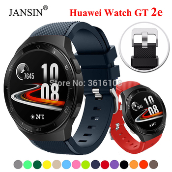 unix for dummies qr 2e Huawei watch gt 2e Strap 22mm Silicone watch band For Samsung Galaxy Watch 46mm Gear S3 GT 2 46mm GT 2e strap Amazfit gtr 47MM
