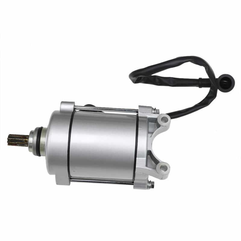 Tdpro 9 Gigi/Splines Motor Starter Motor Air Cooled 150-250CC Pit Kotoran Sepeda Quad ATV Kereta Listrik go Kart Electrico