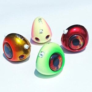 Слайдер Kabura Pesca, головное налобное устройство для джигггинга юбки, 350 г/250 г/200 г/150 г/120 г/100 г/80 г/60 г/40 г приманка