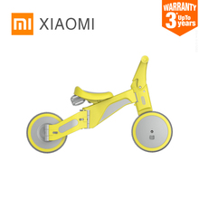 XIAOMI MIJIA Children's Push Scooter Balance Bike Walker Infant Children's Toy Gift Three-wheel balance car for 1-3 years old