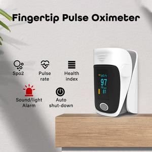 Image 2 - Yonker OLED אצבע דופק Oximeter & LCD זרוע לחץ דם צג & תינוק אינפרא אדום מדחום משפחת בריאות מתנה